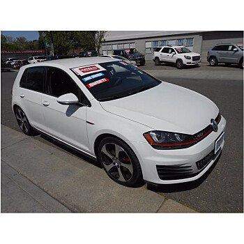 2016 Volkswagen GTI for sale 101487394
