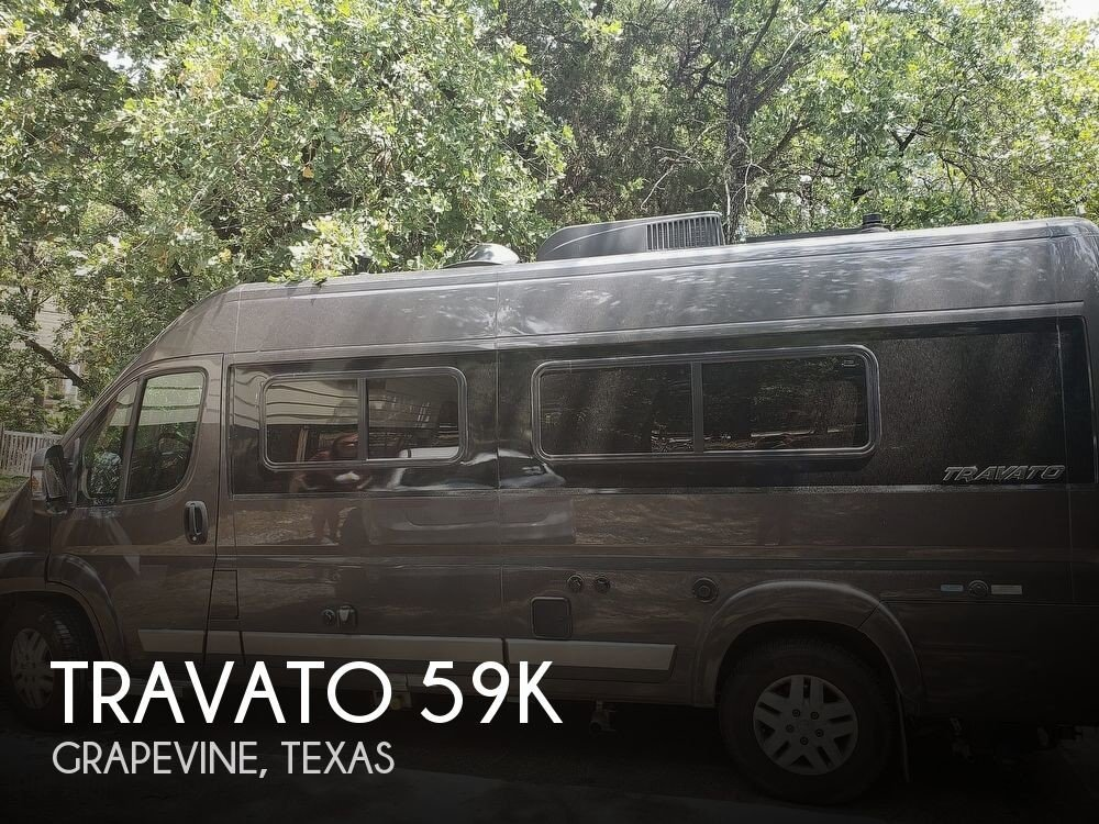 Winnebago Travato RVs for Sale - RVs on Autotrader