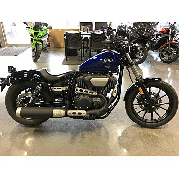 2016 Yamaha Bolt for sale 200470346