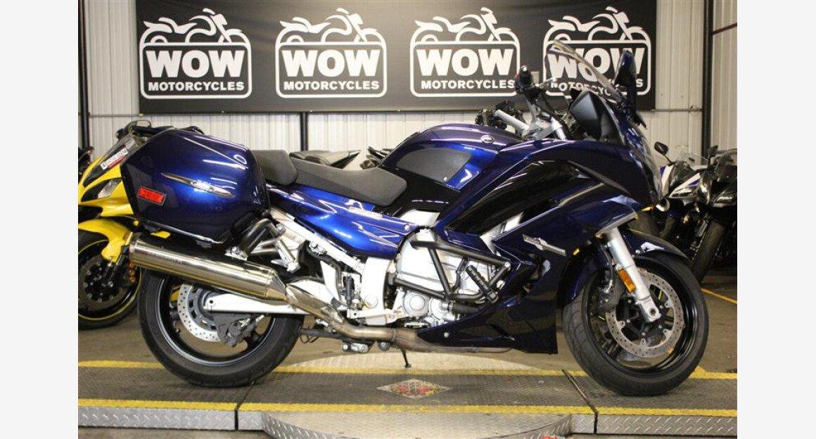 2016 Yamaha FJR1300 for sale 200647491