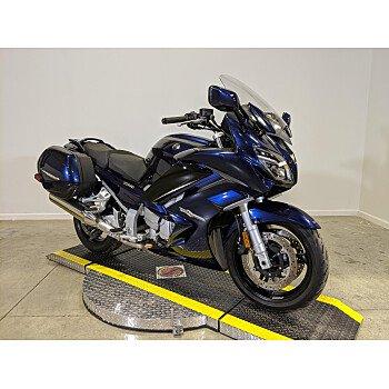 2016 Yamaha FJR1300 for sale 200848733