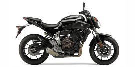 2016 Yamaha FZ-07 07 specifications