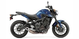 2016 Yamaha FZ-07 09 specifications
