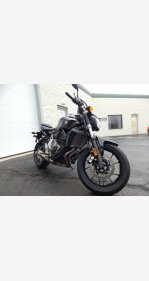 2016 Yamaha FZ-07 for sale 200671011
