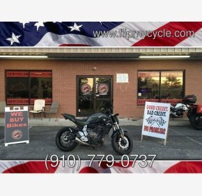 2016 Yamaha FZ-07 for sale 200698565