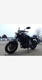 2016 Yamaha FZ-07 for sale 200710679