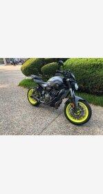 2016 Yamaha FZ-07 for sale 200722564
