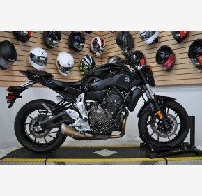 2016 Yamaha FZ-07 for sale 200777503