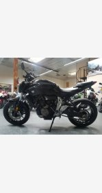 2016 Yamaha FZ-07 for sale 200822017