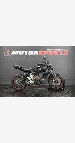 2016 Yamaha FZ-07 for sale 200840045