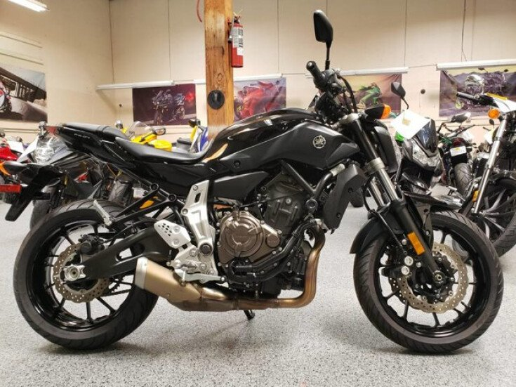 Yamaha Fz 07 motorcycles for sale