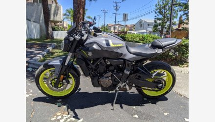 2016 Yamaha FZ-07 for sale 200945761