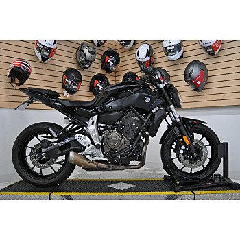 2016 Yamaha FZ-07 for sale 200973861