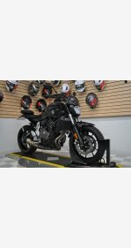 2016 Yamaha FZ-07 for sale 200973861