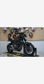 2016 Yamaha FZ-07 for sale 200975257