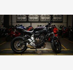 2016 Yamaha FZ-07 for sale 200980390