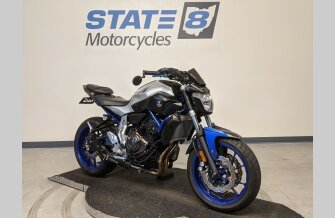 2016 Yamaha FZ-07 for sale 201001570
