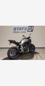 2016 Yamaha FZ-07 for sale 201008289