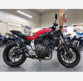 2016 Yamaha FZ-07 for sale 201014040