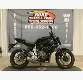 2016 Yamaha FZ-07 for sale 201014411