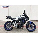 2016 Yamaha FZ-07 for sale 201015546