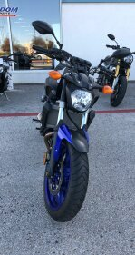 2016 Yamaha FZ-07 for sale 201015546