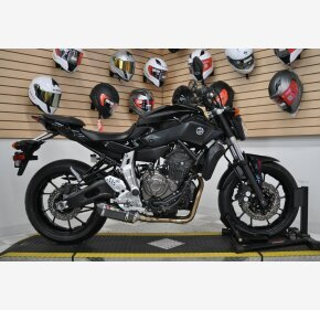2016 Yamaha FZ-07 for sale 201018285