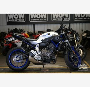 2016 Yamaha FZ-07 for sale 201042712