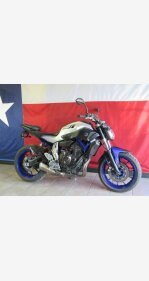 2016 Yamaha FZ-07 for sale 201049780