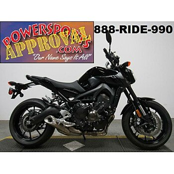 2016 Yamaha FZ-09 for sale 200652736