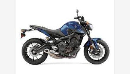 2016 Yamaha FZ-09 for sale 200703601