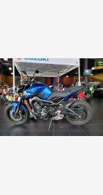 2016 Yamaha FZ-09 for sale 200843686