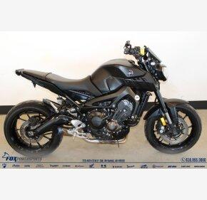 2016 Yamaha FZ-09 for sale 201029344