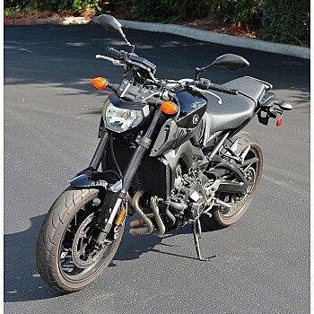 2016 Yamaha FZ-09 for sale 201165809