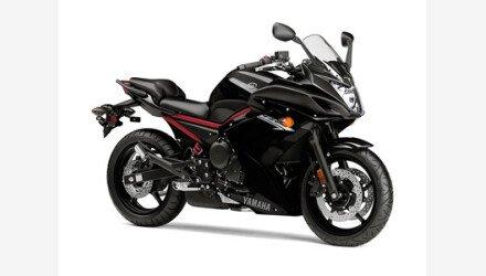 2016 Yamaha FZ6R for sale 200553852