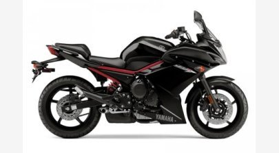 2016 Yamaha FZ6R for sale 200611641