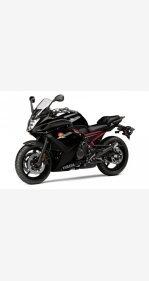 2016 Yamaha FZ6R for sale 200611651