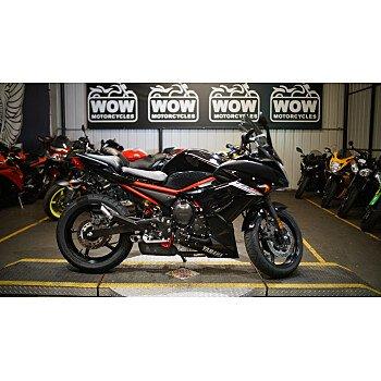 2016 Yamaha FZ6R for sale 200968924