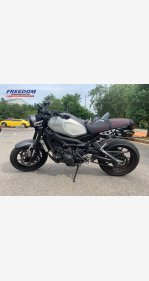 2016 Yamaha XSR900 for sale 200931534