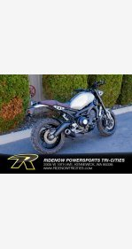 2016 Yamaha XSR900 for sale 201024557