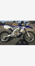 2016 Yamaha YZ450F for sale 200518758