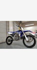 2016 Yamaha YZ450F for sale 200627891
