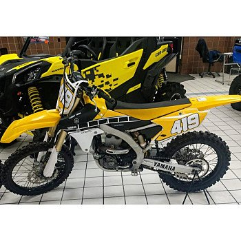2016 Yamaha YZ450F for sale 200664194