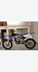 2016 Yamaha YZ450F for sale 200813820