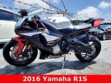 2016 Yamaha YZF-R1 for sale 201106275