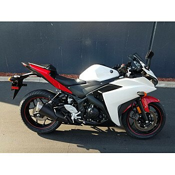 2016 Yamaha YZF-R3 for sale 200702396