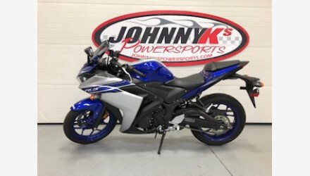 2016 Yamaha YZF-R3 for sale 200600305
