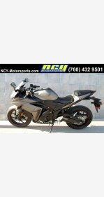 2016 Yamaha YZF-R3 for sale 200707340