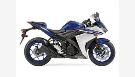 2016 Yamaha YZF-R3 for sale 200802921