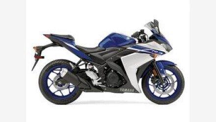 2016 Yamaha YZF-R3 for sale 200818508